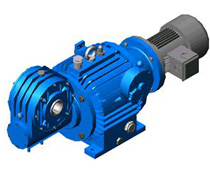 Variable worm geared motor low speed high torque products for Variable speed electric motor low rpm